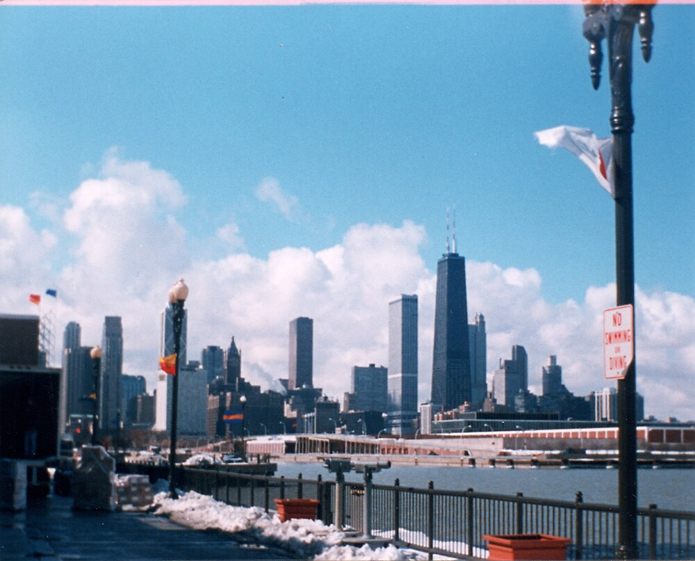 Navy Pier by Patrick Ronan