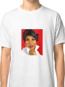 Aretha Franklin Classic T-Shirt