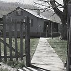 Glady Farmhouse by JulieTyler
