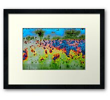 Meadow Framed Print