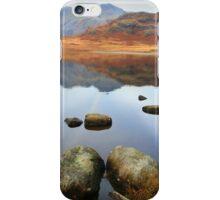 Blea Tarn, Little Langdale iPhone Case/Skin