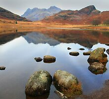 Blea Tarn, Little Langdale by rennaisance