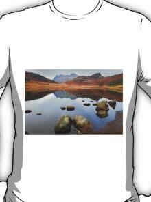 Blea Tarn, Little Langdale T-Shirt