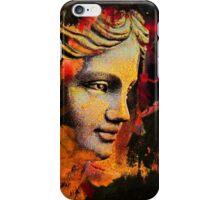autumn maiden iPhone Case/Skin