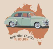 Holden FJ - Australian Classic Car by contourcreative