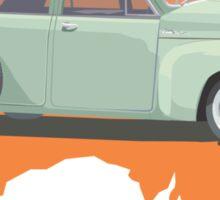 Holden FJ - Australian Classic Car Sticker