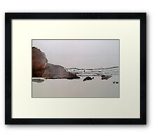 northumberland Framed Print