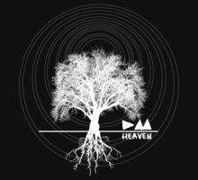 Depeche Mode : Heaven - 3 - White T-Shirt