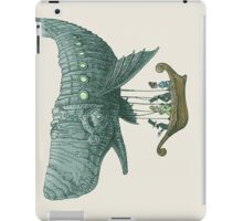 Tea at 2,000 Feet  iPad Case/Skin