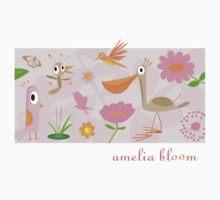 Amelia Bloom by flamingrhino