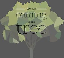 The Tree by Katy Sykes
