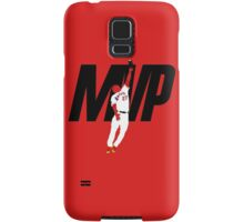 "Mike Trout ""MVP"" Samsung Galaxy Case/Skin"