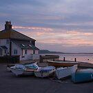The last cottage by Jennifer Bradford