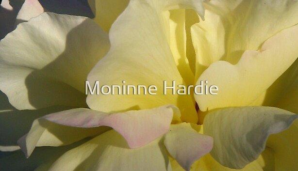 Pastel Petals  by Moninne Hardie