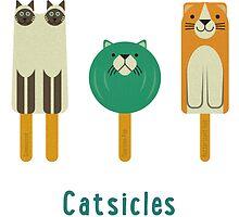 Catsicles II by Devil Olive