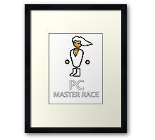 PC master race - Epic win Framed Print