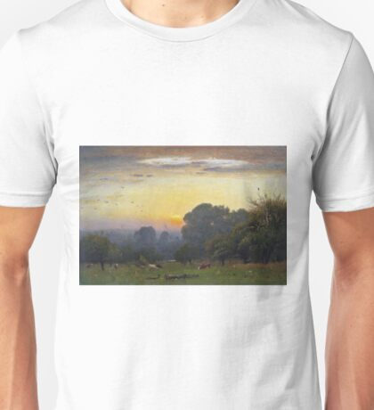 George Inness - Morning Unisex T-Shirt