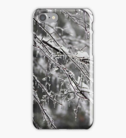Icey Branches iPhone Case/Skin