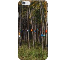 Bird House Forest iPhone Case/Skin