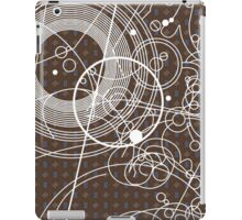 Ten Tie Gallicush - Brown (Bleed) iPad Case/Skin