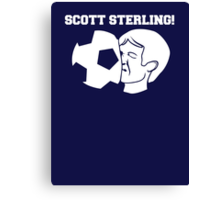 Scott Sterling! Canvas Print