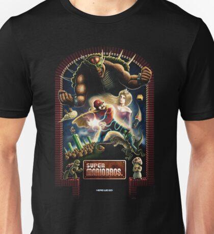 Super Mario Bros. Poster Unisex T-Shirt