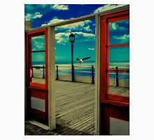 ♫♪ ♪♫ Oh, I do Like To Be Beside The Seaside ♫♪ ♪♫ T-Shirt