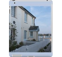 Harbour cottage iPad Case/Skin