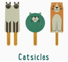 Catsicles II Kids Tee