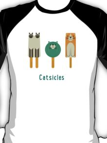 Catsicles II T-Shirt