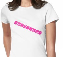 Pink Spies Womens Fitted T-Shirt