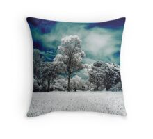 Dwarf Nebula Throw Pillow