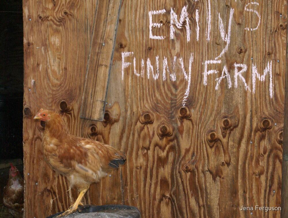 Emily's Funny Farm by Jena Ferguson