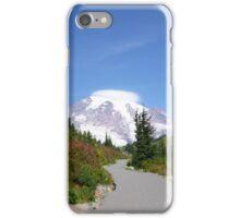 Mt. Rainier from Paradise iPhone Case/Skin