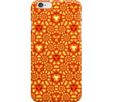 Orange Lights iPhone Case/Skin