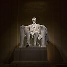 Lincoln Memorial by Night I by Elvis Diéguez