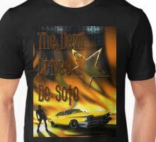 The Devil Drives De Soto Unisex T-Shirt