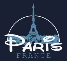 Paris T-Shirt Kids Clothes