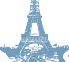 Paris T-Shirt Sticker