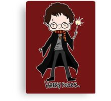I'm Harry Freaking Potter Canvas Print