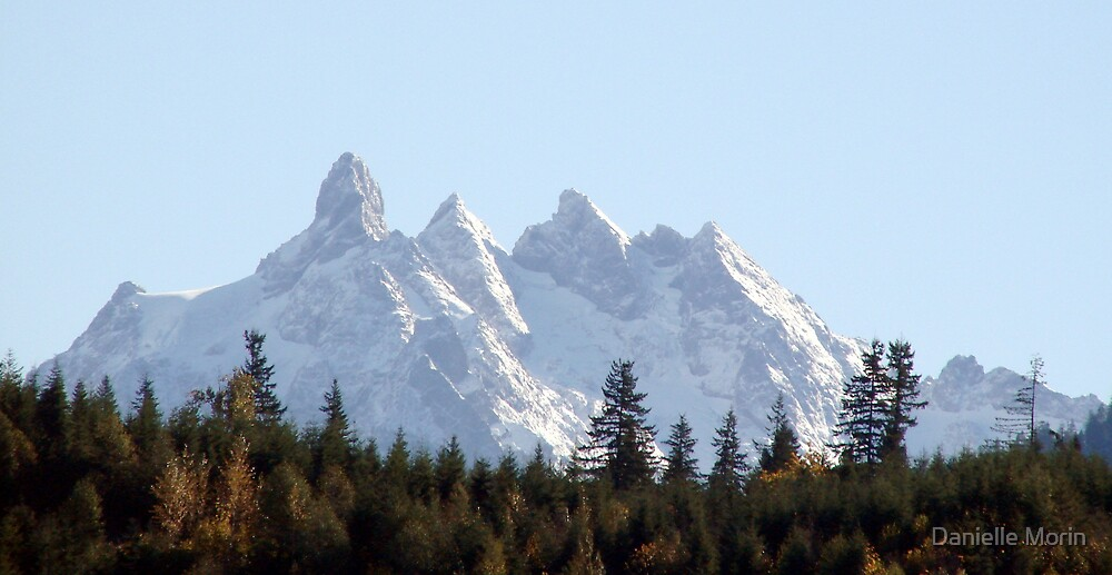 North Cascades by Danielle Morin