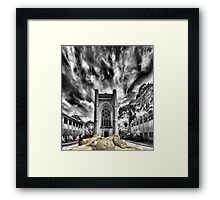 The Fallen - Rose Moxon & Paul Louis Villani Framed Print