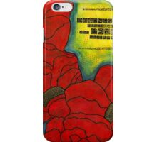 Mama's Poppies -FINAL iPhone Case/Skin
