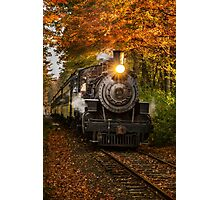 Engine #40 Photographic Print