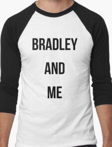"""""""bradley and me"""" Men's Baseball ¾ T-Shirt"""