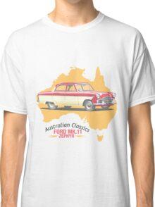 Ford Mark 2 Zephyr-Classic Australian Cars Classic T-Shirt
