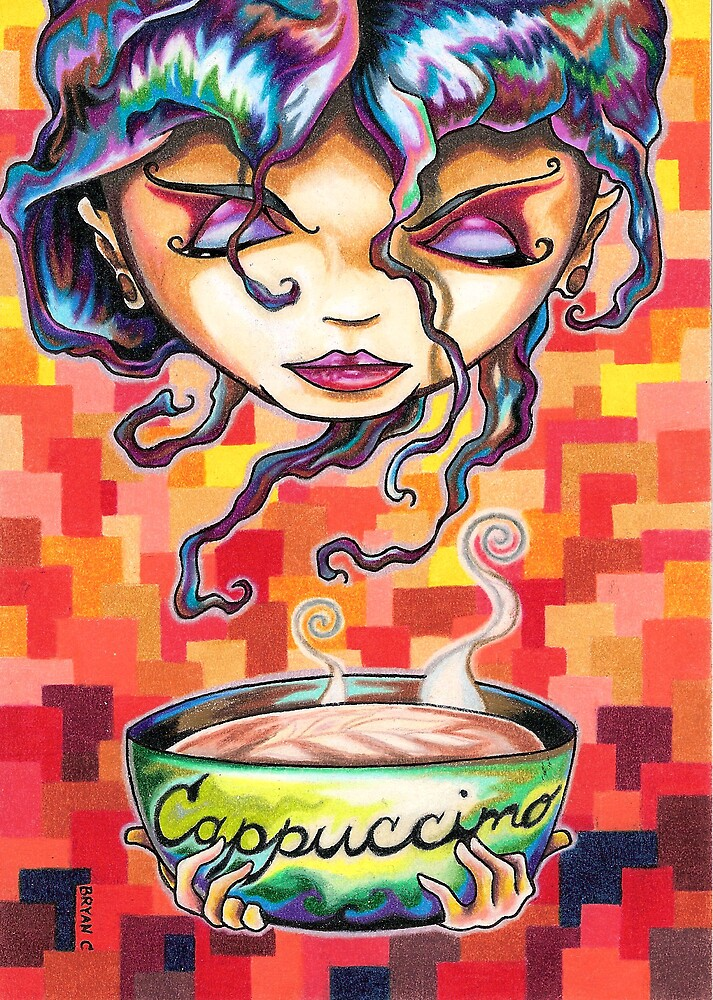 Cappuccino Royale by Bryan Collins