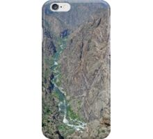 Black Canyon of the Gunnison River iPhone Case/Skin