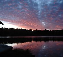 Sunset Wisconsin by boothy76
