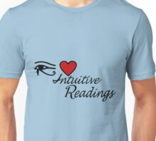 (Eye) <3 Intuitive Readings Unisex T-Shirt